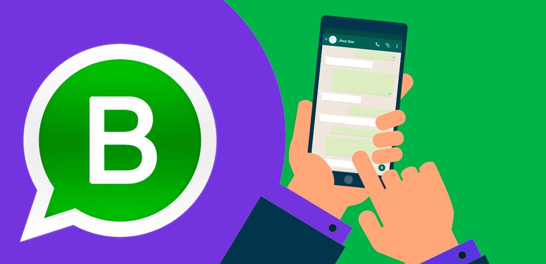 Como usar o Whatsapp Business na sua Estratégia de Marketing Digital B2B
