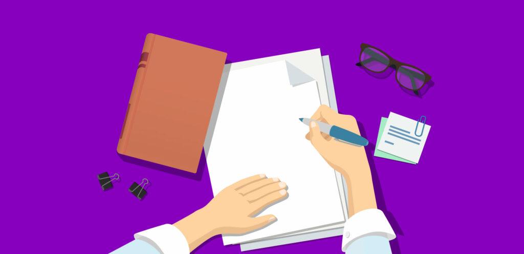 Como escrever uma boa página sobre você