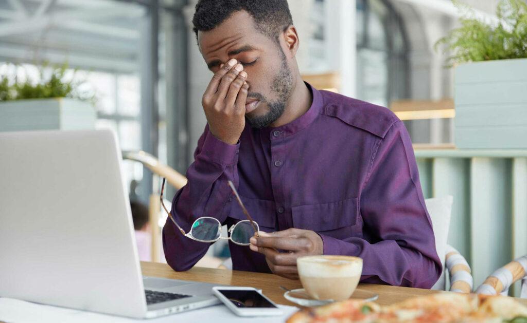 Doenças de esgotamento mental e o home office