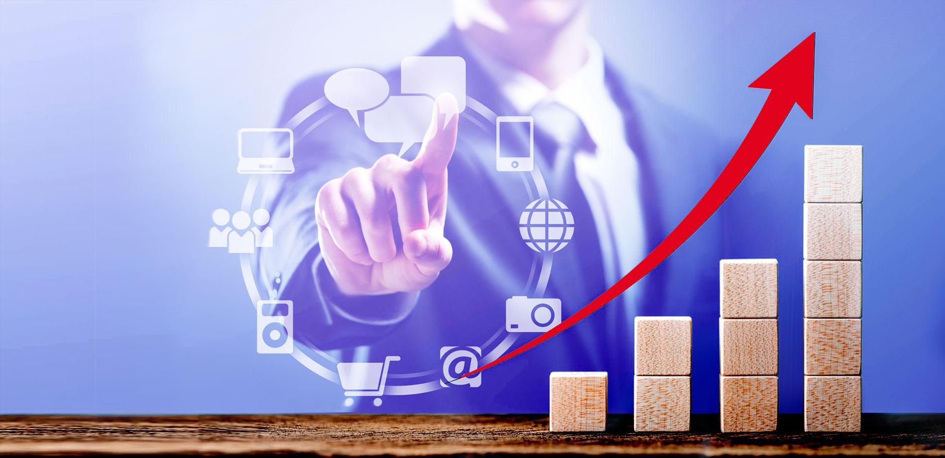 Alavanque seus resultados com o tripé B2B: Redes Sociais, Artigos e Plataforma de compra