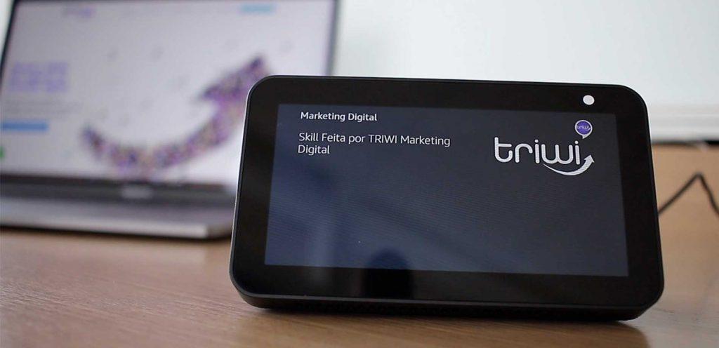 Alexa como ferramenta para o Marketing Digital