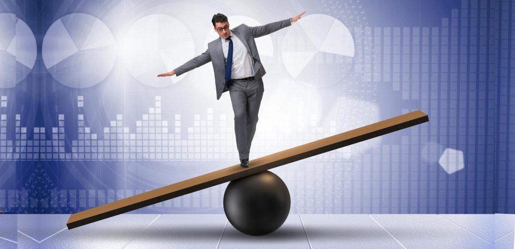 Marketing B2B uma questão de equilíbrio